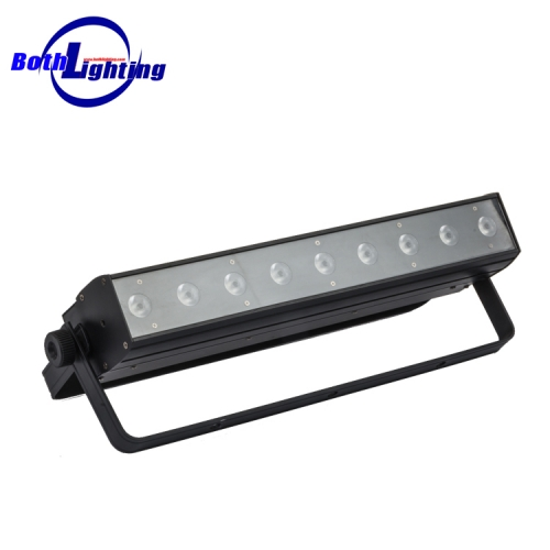 Controle individual 9 * 9W / 12W LED Wall Washer Light